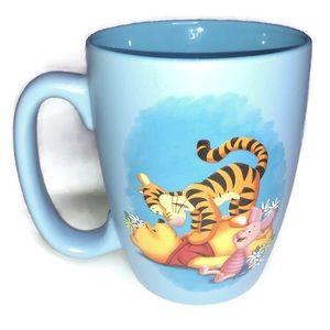 Disney Winnie the Pooh Tigger Coffee Mug Cup Blue